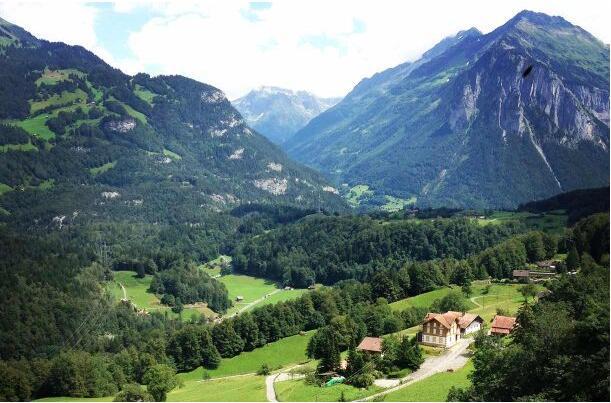 Switzerland is a year-round holiday destination