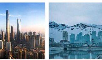 Shanghai - the city on the sea